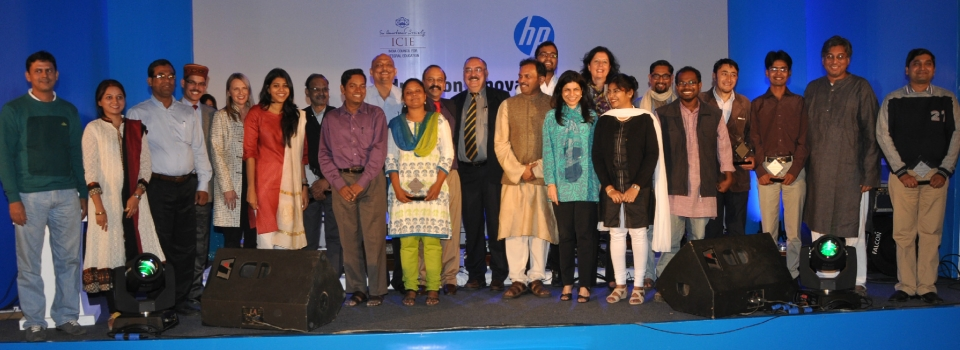 <b>Education Innovation Fund for India - 2012</b>